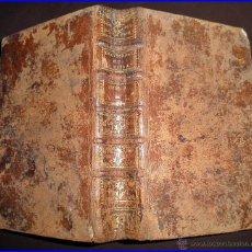 Libros antiguos: AÑO 1763. L'AGRONOME. DICTIONNAIRE PORTATIF DU CULTIVATEUR. 666 PÁGINAS.. Lote 53499280