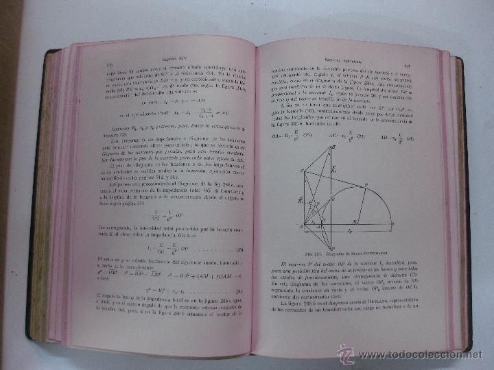 Libros antiguos: ELECTROTECNIA. A. THOMALEN. EDITORIAL LABOR 1924. - Foto 4 - 53584282