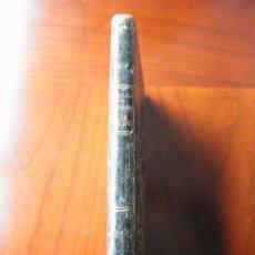 Libros antiguos: TRATADO DE TRIGONOMETRÍA Y TOPOGRAFÍA - JUAN CORTÁZAR - IMPRENTA MANUEL TELLO - MADRID (1877). Lote 53647129