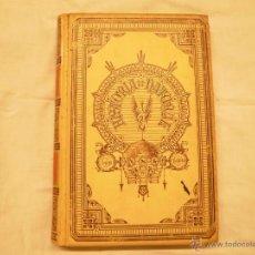 Libros antiguos: HISTORIA NATURAL. 1891. 13 TOMOS.. Lote 54392414