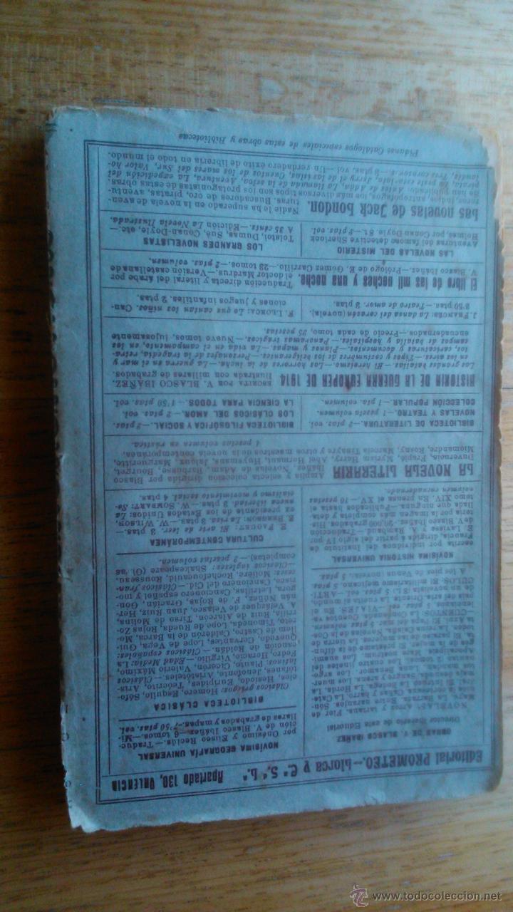 Libros antiguos: DARWIN EL ORIGEN DEL HOMBRE EDITORIAL PROMETEO - Foto 5 - 54475127
