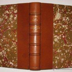 Libros antiguos: 1891 BOTANICA DESCRIPTIVA DE LAS PLANTAS INDIGENAS Y ESPAÑOLAS - GRABADOS. Lote 54554845