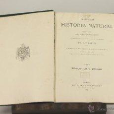 Libros antiguos: 7165 - HISTORIA NATURAL, TOMOS V Y VI. A. E. BREHM (VER DESCRIP). EDI. MONTANER Y SIMON. 1881.. Lote 53528786