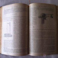 Libros antiguos: FISICA, MARTÍ. Lote 54875585