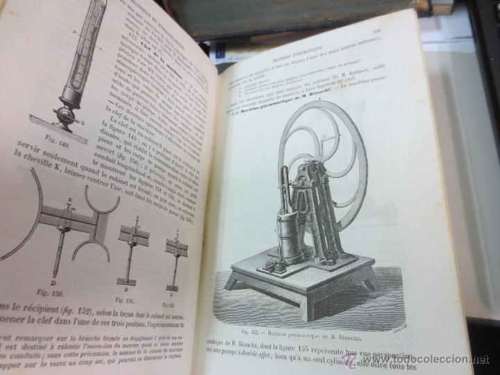 Libros antiguos: TRAITÉ DE PHYSIQUE ÉLÉMENTAIRE CH. DRION ET É. FERNET EDIT G. MASSON AÑO 1872 SIGLO XIX - Foto 3 - 55006120