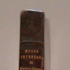 Libros antiguos: BUFFON, VV.AA. MUSEO PINTORESCO DE HISTORIA NATURAL. TOMO VII. ZOOLOGÍA. RM73735. . Lote 55024049
