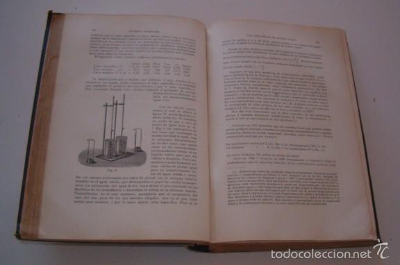 Libros antiguos: Química General y aplicada a la Industria. Química Inorgánica Tomos I y II. DOS TOMOS. RM73783. - Foto 2 - 55103547