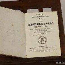Libros antiguos: 7304 - COLECCIÓN DE PROBLEMAS DE ARITMÉTICA. F. FERRER. IMP. J. GASPAR. 1846.. Lote 55232207