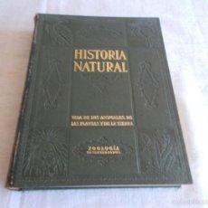 Libros antiguos: HISTORIA NATURAL VIDA DE LOS ANIMALES DE LAS PLANTAS Y DE LA TIERRA. Lote 55669064