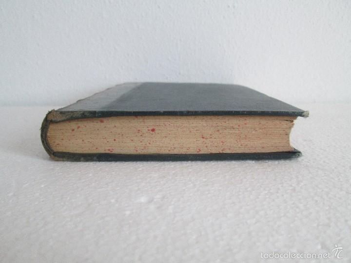 Libros antiguos: J.H. FABRE. LOS AUXILIARES. CONVERSACIONES SOBRE LOS ANIMALES UTILES A LA AGRICULTURA. 1920. - Foto 3 - 55684052