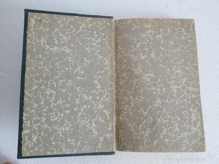 Libros antiguos: J.H. FABRE. LOS AUXILIARES. CONVERSACIONES SOBRE LOS ANIMALES UTILES A LA AGRICULTURA. 1920. - Foto 7 - 55684052