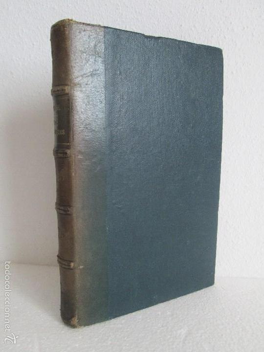 J.H. FABRE. LOS AUXILIARES. CONVERSACIONES SOBRE LOS ANIMALES UTILES A LA AGRICULTURA. 1920. (Libros Antiguos, Raros y Curiosos - Ciencias, Manuales y Oficios - Bilogía y Botánica)