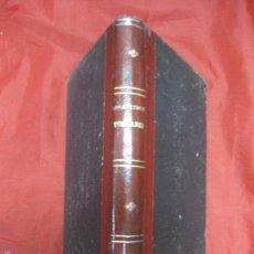 Libros antiguos: TABLAS DE LOS LOGARITMOS VULGARES. VICENTE VAZQUEZ QUEIPO. IMP. DE JOSE CRUZADO.. Lote 56055856