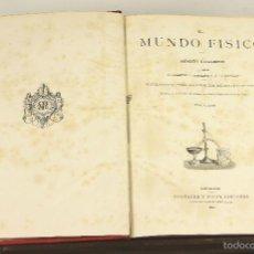 Libros antiguos: 7426 - EL MUNDO FÍSICO. TOMOS 4º Y 5º(VER DESCRIP). A. GUILLEMIN. EDI M. SIMON. 1884-85.. Lote 56337287