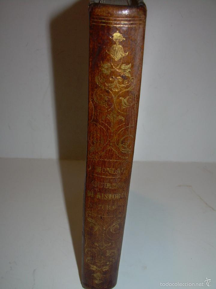 Libros antiguos: LIBRO TAPAS PIEL...HISTORIA NATURAL....ZOOLOGIA,BOTANICA,MINERALOGIA,ZOOGRAFIA.ETC..AÑO 1.870 - Foto 2 - 56514916