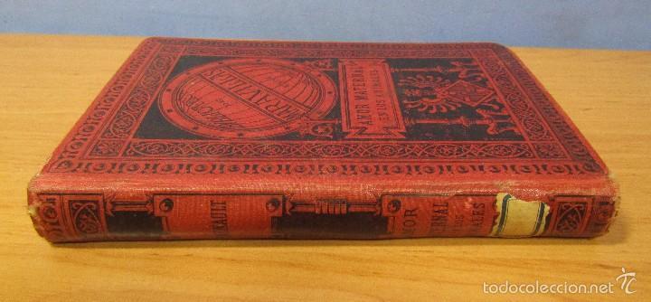 Libros antiguos: AMOR MATERNAL EN LOS ANIMALES BIBLIOTECA MARAVILLAS CECILIO NAVARRO ILUST. A.MENSEL AÑO 1885 - Foto 7 - 56573432
