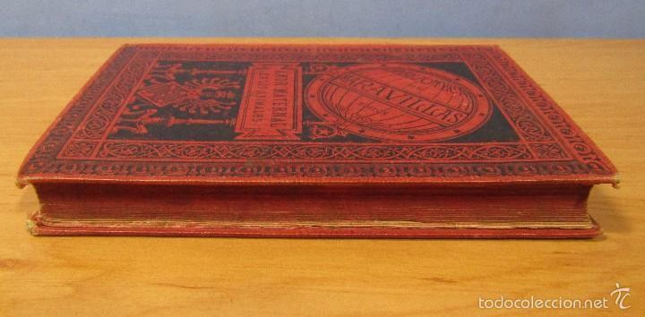 Libros antiguos: AMOR MATERNAL EN LOS ANIMALES BIBLIOTECA MARAVILLAS CECILIO NAVARRO ILUST. A.MENSEL AÑO 1885 - Foto 8 - 56573432