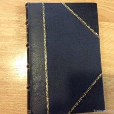 Libros antiguos: ÁLGEBRA Y TRIGONOMETRIA EDICION DE LUJO. Lote 56638972