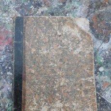 Libros antiguos: LIBRO ELEMENTOS DE MATEMÁTICAS D. JOAQUIN Mª FERNANDEZ 1865 ED. A. GOMEZ L-809-581. Lote 56715083