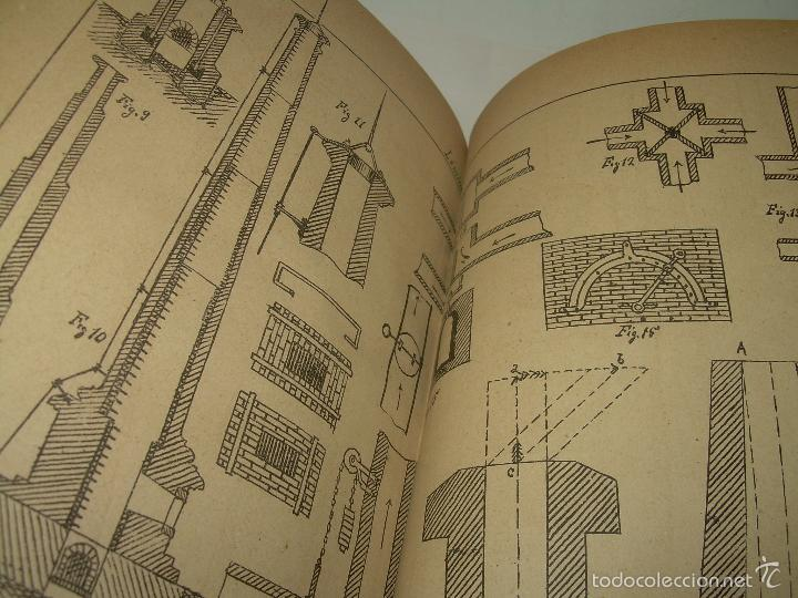 Libros antiguos: LIBRO TAPAS DE PIEL.......APLICACIONES DEL CALOR....AÑO...1.885........CON GRABADOS. - Foto 9 - 56821476