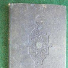 Libros antiguos: LECCIONES DE ARITMÉTICA SIGLOXIX. Lote 56958533