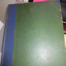 Libros antiguos: ALGEBRA PRACTICA CARLOS MATAIX ARACIL AÑO 1931 . Lote 57060584
