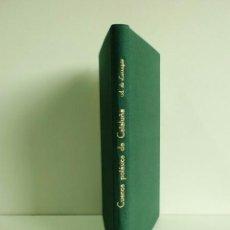 Libros antiguos: DATOS ACERCA DE LOS SONDEOS REALIZADOS EN LA CUENCA POTÁSICA DE CATALUÑA. Lote 57129439