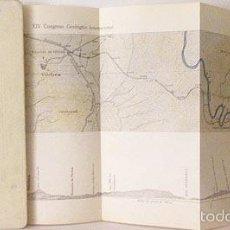 Libros antiguos: GUÍA GEOLÓGICA DE DESPEÑAPERROS (SIERRA MORENA) 1926. (STA CRUZ DE MUDELA. VENTA DE CÁRDENAS. JAÉN. Lote 57207696