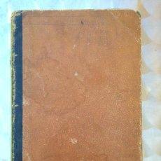 Libros antiguos: NOCIONES DE HISTORIA NATURAL. SALVADOR CALDERÓN. 1905. Lote 57321009