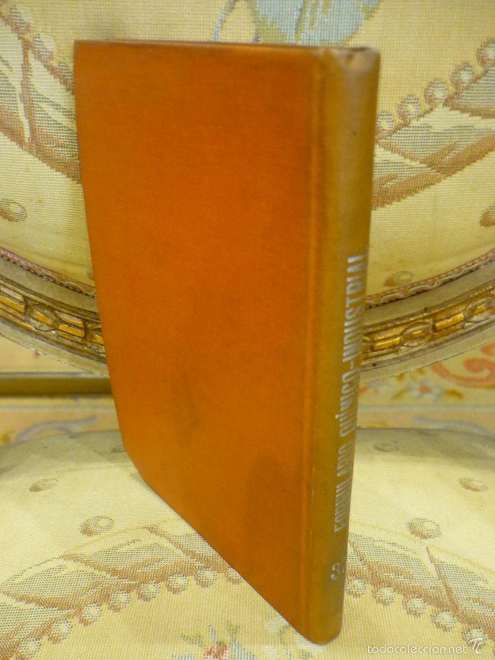 Libros antiguos: FORMULARIO QUÍMICO-INDUSTRIAL, DE PORFIRIO TRÍAS Y PLANES. MANUALES SOLER Nº XXXVII. - Foto 2 - 57509639