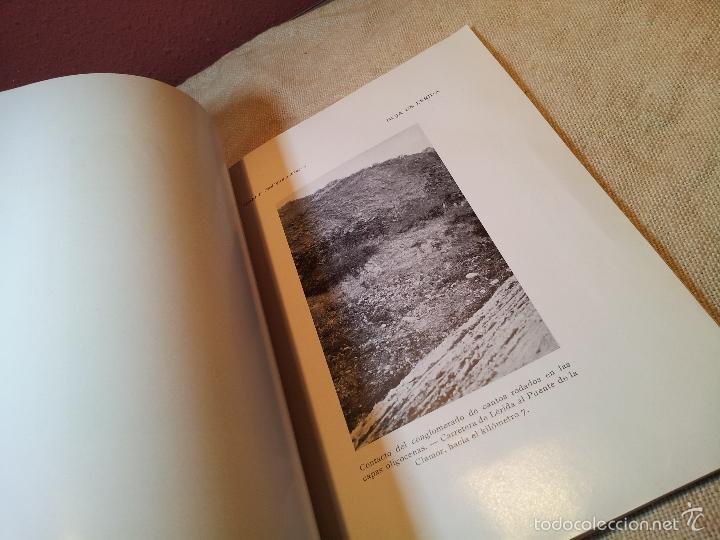 Libros antiguos: LERIDA ,memoria explicativa de la hoja nº 388,mapa geologico, 1934 - Foto 2 - 57522710