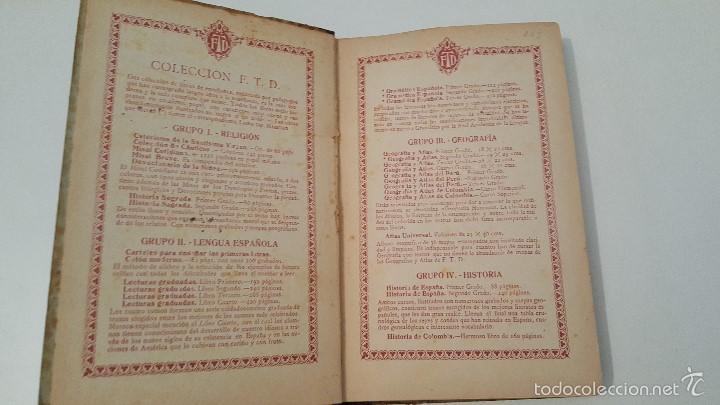 Libros antiguos: ARITMETICA 3º GRADO 1924 - Foto 2 - 57545547