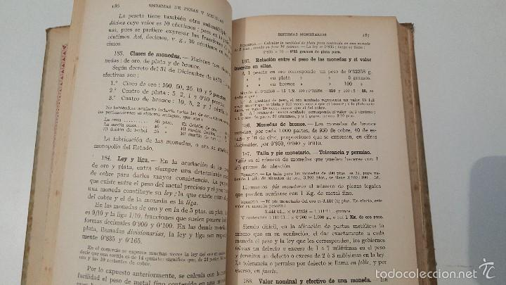 Libros antiguos: ARITMETICA 3º GRADO 1924 - Foto 4 - 57545547