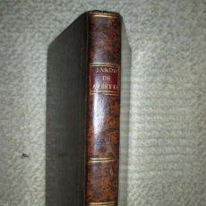 Libros antiguos: JARDIN DE ALBEYTERÍA, POR ANGEL ISIDRO SANDOVAL, IMPRENTA VDA. DE IBARRA, 1792, CABALLOS. Lote 57593793