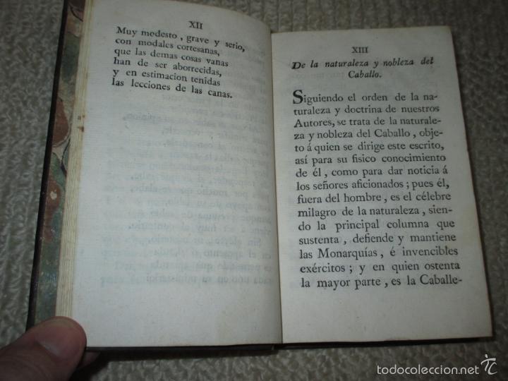 Libros antiguos: Jardin de Albeytería, Por Angel Isidro Sandoval, Imprenta Vda. de Ibarra, 1792, caballos - Foto 4 - 57593793