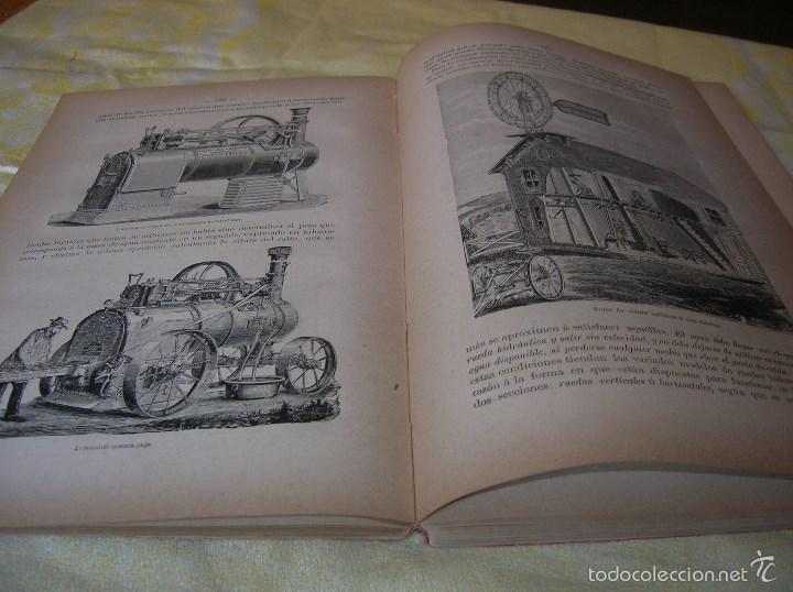 Libros antiguos: Muy interesante libro Agricultura,por Lopez Vidaur .Segunda edición ,año 1887 - Foto 4 - 57690274