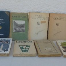 Libros antiguos: COLECCION DE LIBROS SOBRE INSECTOS. TODOS FOTOGRAFIADOS. 3 LIBROS SOBRE ABEJAS. 13 LIBROS EN TOTAL.. Lote 57691855