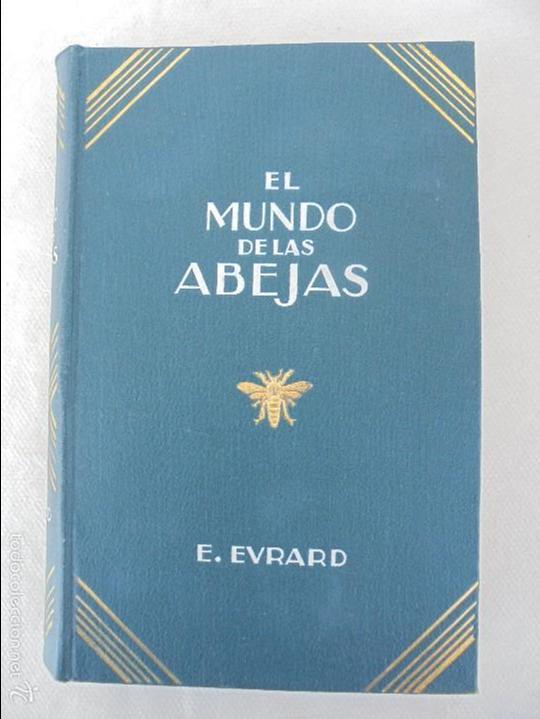 Libros antiguos: COLECCION DE LIBROS SOBRE INSECTOS. TODOS FOTOGRAFIADOS. 3 LIBROS SOBRE ABEJAS. 13 LIBROS EN TOTAL. - Foto 10 - 57691855