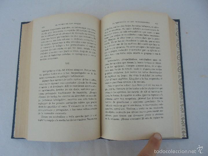 Libros antiguos: COLECCION DE LIBROS SOBRE INSECTOS. TODOS FOTOGRAFIADOS. 3 LIBROS SOBRE ABEJAS. 13 LIBROS EN TOTAL. - Foto 14 - 57691855