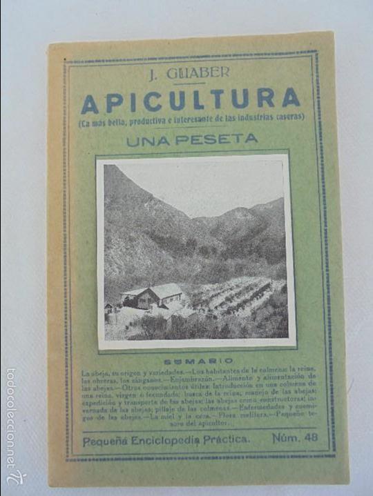 Libros antiguos: COLECCION DE LIBROS SOBRE INSECTOS. TODOS FOTOGRAFIADOS. 3 LIBROS SOBRE ABEJAS. 13 LIBROS EN TOTAL. - Foto 17 - 57691855