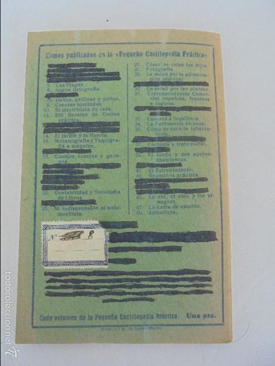 Libros antiguos: COLECCION DE LIBROS SOBRE INSECTOS. TODOS FOTOGRAFIADOS. 3 LIBROS SOBRE ABEJAS. 13 LIBROS EN TOTAL. - Foto 23 - 57691855