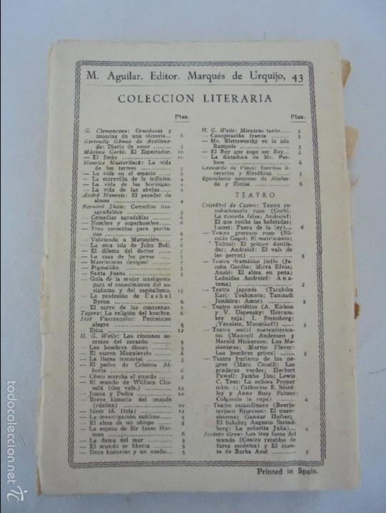 Libros antiguos: COLECCION DE LIBROS SOBRE INSECTOS. TODOS FOTOGRAFIADOS. 3 LIBROS SOBRE ABEJAS. 13 LIBROS EN TOTAL. - Foto 30 - 57691855