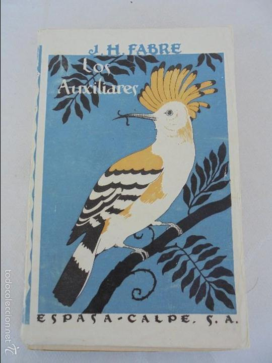 Libros antiguos: COLECCION DE LIBROS SOBRE INSECTOS. TODOS FOTOGRAFIADOS. 3 LIBROS SOBRE ABEJAS. 13 LIBROS EN TOTAL. - Foto 38 - 57691855