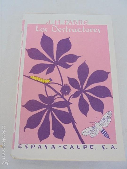 Libros antiguos: COLECCION DE LIBROS SOBRE INSECTOS. TODOS FOTOGRAFIADOS. 3 LIBROS SOBRE ABEJAS. 13 LIBROS EN TOTAL. - Foto 50 - 57691855