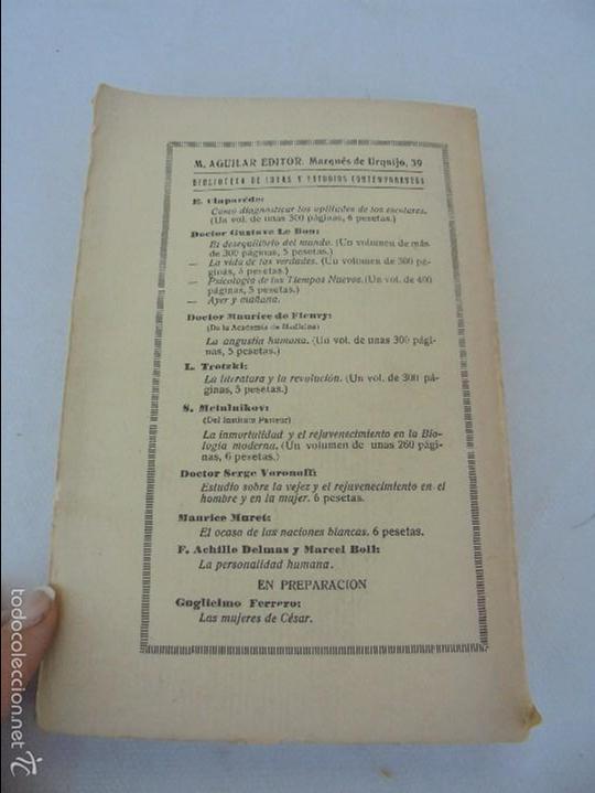Libros antiguos: COLECCION DE LIBROS SOBRE INSECTOS. TODOS FOTOGRAFIADOS. 3 LIBROS SOBRE ABEJAS. 13 LIBROS EN TOTAL. - Foto 80 - 57691855