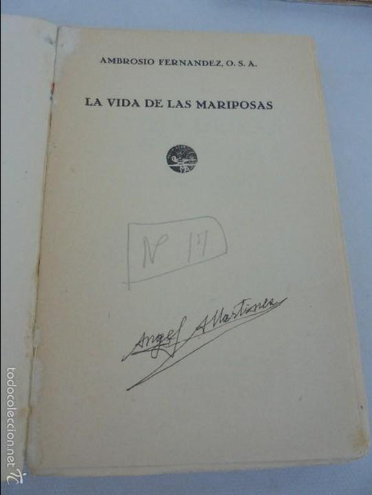 Libros antiguos: COLECCION DE LIBROS SOBRE INSECTOS. TODOS FOTOGRAFIADOS. 3 LIBROS SOBRE ABEJAS. 13 LIBROS EN TOTAL. - Foto 121 - 57691855