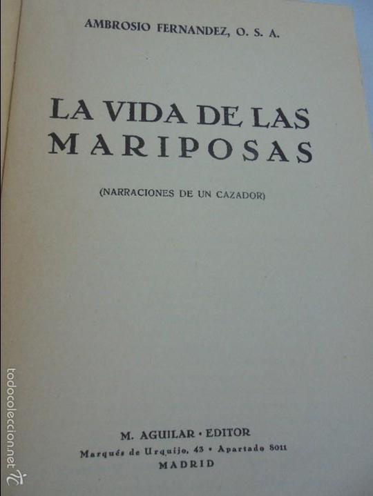 Libros antiguos: COLECCION DE LIBROS SOBRE INSECTOS. TODOS FOTOGRAFIADOS. 3 LIBROS SOBRE ABEJAS. 13 LIBROS EN TOTAL. - Foto 122 - 57691855