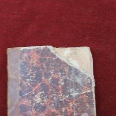 Libros antiguos: TRATADO DE TRIGONOMETRIA Y TOPOGRAFIA POR JUAN CORTAZÁR, MADRID 1870. Lote 57715905