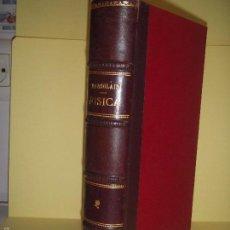 Libros antiguos: ELEMENTOS DE FISICA MODERNA Y NOCIONES DE METEOROLOGIA - PEDRO MARCOLAIN - ZARAGOZA, 1910. Lote 57727796