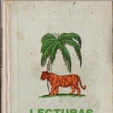 Libros antiguos: GERARDO RODRÍGUEZ GARCÍA : LECTURAS ZOOLÓGICAS (DALMAU CARLES, 1935.). Lote 58183529